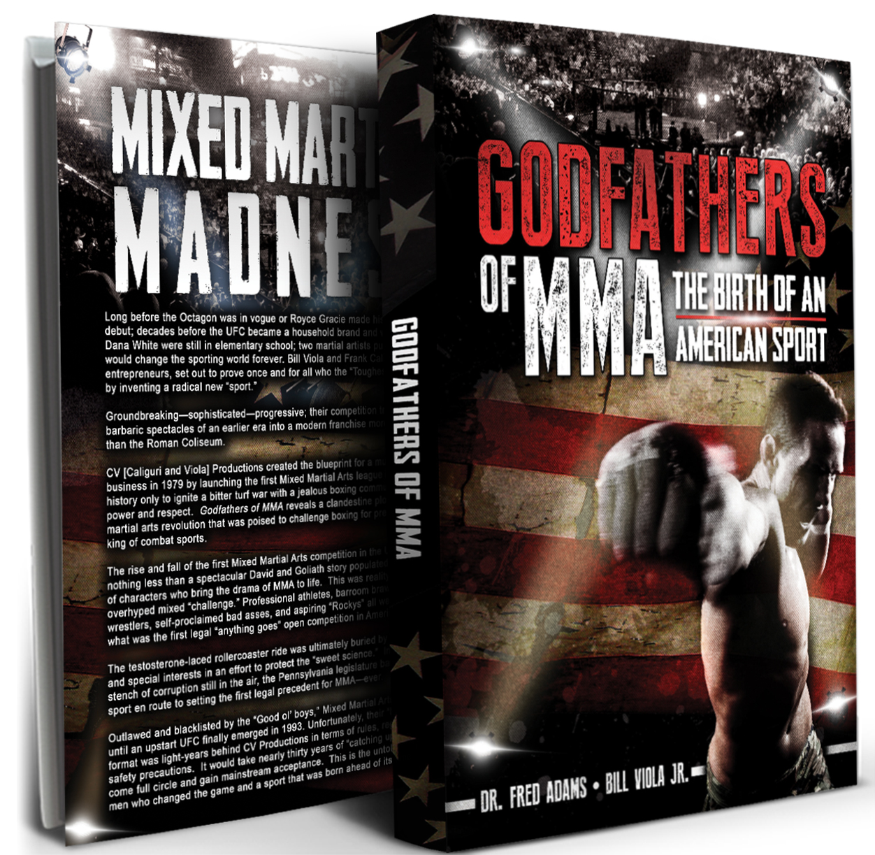 godfathers of mma stacked